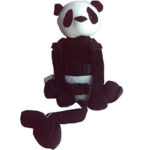 Ceinture de sécurité harnais bébé enfant Toddler Walking Cosplay sac à dos sac à dos panda