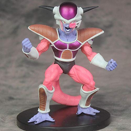 Zqcay Figure Model Collectible Frieza One Form Ornament Boxed Figure 18Cm. Action Figure Adult Action Figures Toys Anime Figures Otaku and Anime Fans' Favorite Adult Toys Boxed