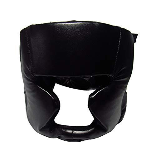 Protector de cabeza para boxeo, protector de cabeza de boxeo, protector de cabeza de entrenamiento extraíble, parrilla facial, protección para las cerca de la boca, casco, casco para artes marciales ⭐