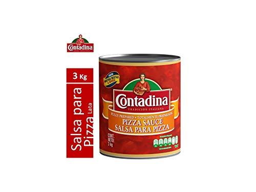 Salsa Para Pizza marca Contadina