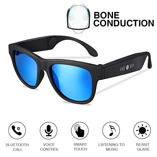 B & H-ERX gepolariseerde zonnebril Bluetooth botkabelheadset Smart Touch Smart bril gezondheid sport draadloze koptelefoon & microfoon (2019)