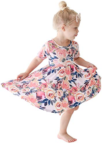 Posh Peanut Little Girls Dresses