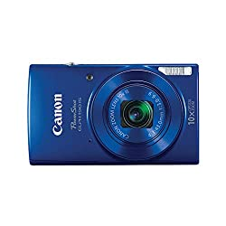 cheap Canon PowerShot ELPH 190 Digital Camera with 10x Optical Zoom and Image Stabilization – Wi-Fi and NFC…