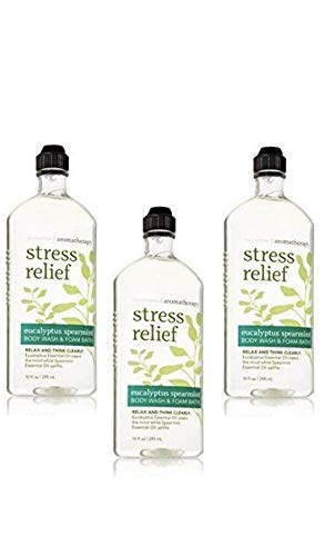 Bath & Body Works Aromatherapy Eucalyptus Spearmint Stress Relief Bath Salt
