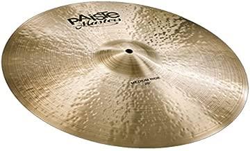 "Paiste Twenty Masters Collection 21"" Medium Ride Cymbal"