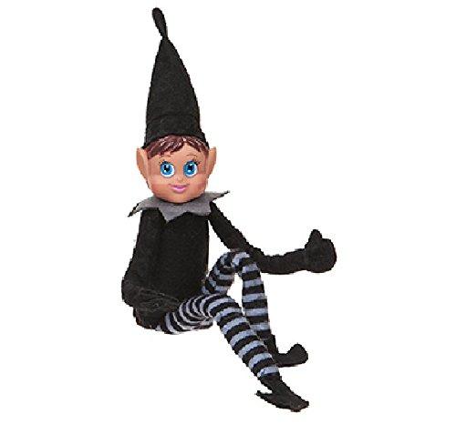 Naughty Elf Figure Elfen benehmen Sich schlecht Deluxe Bend /& Pose Elf