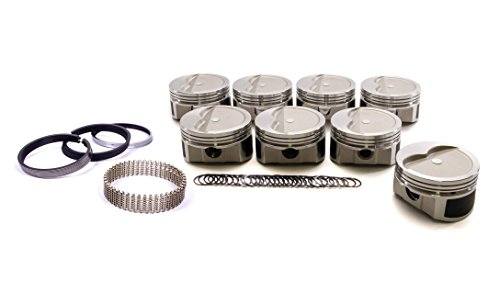 Wiseco Pro-Tru PTS509A6 SBC Dished Piston Set 4.060 Bore -15cc