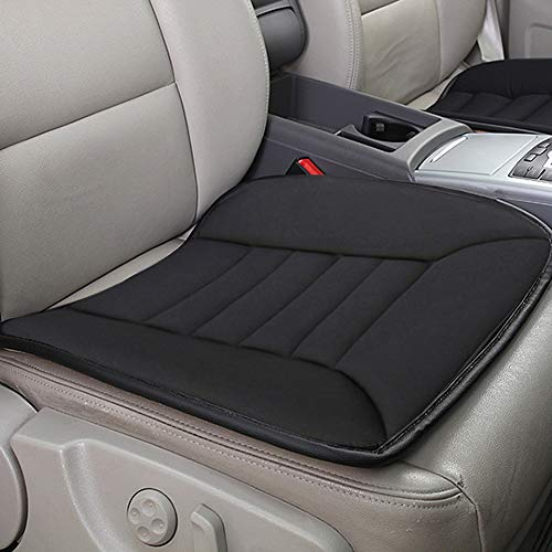 YSLYGHY Car Seat Cushion Pad Car Driver Seat Office Chair Home Use Memory Foam Seat Cushion