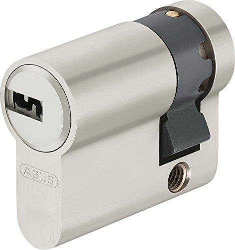 ABUS Profil-Zylinder D6XNP 10/30 mit Codekarte und 5 Schlüsseln, 48294
