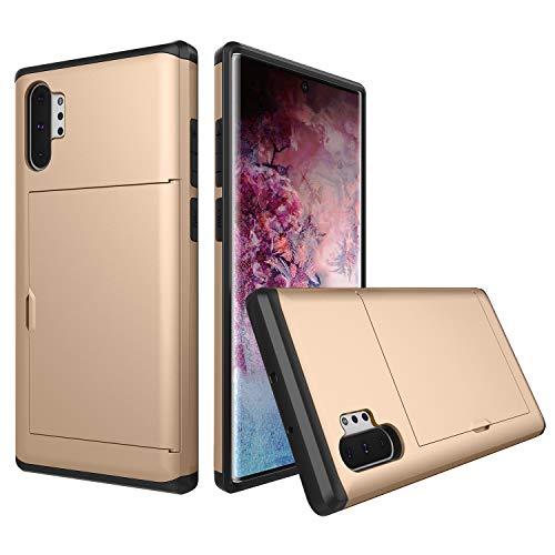 Suhctup Compatible con Samsung Galaxy S7 Funda PC Duro y TPU Suave Doble Capa de Diseño Carcasa Protectora con Tarjetero Bolsillos Antigolpes Anti-Arañazos Protección Caso