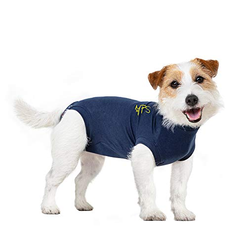 MPS Medical Pet Shirt, Hund, Blau, für extra kleine Hunde
