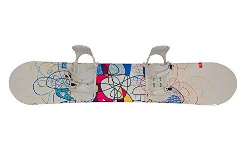 Generics Snowboardset