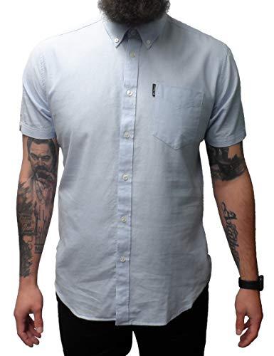 Camisa Oxford para hombre de Ben Sherman de manga corta