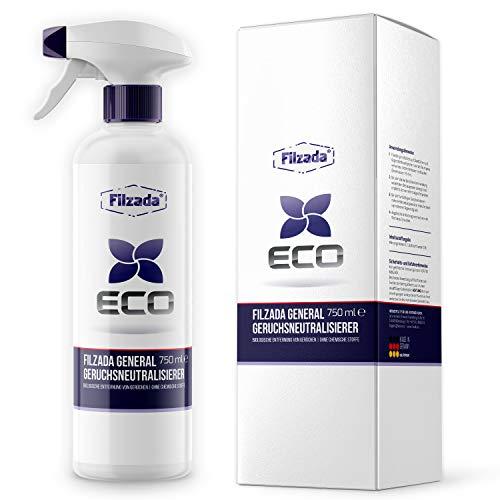 Filzada® General - Universeller Geruchsentferner/Geruchsneutralisierer - Enzymreiniger für Auto, Küche, Polster, Urin (Geruchskiller)