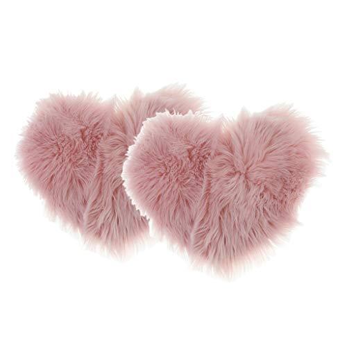 alfombra en forma de corazon fabricante CUTICATE