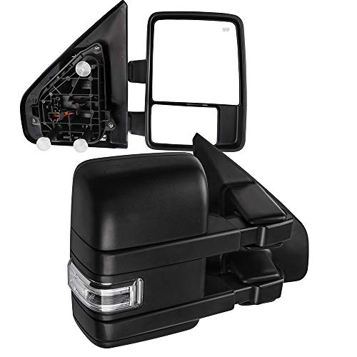 07 f150 tow mirrors - 7