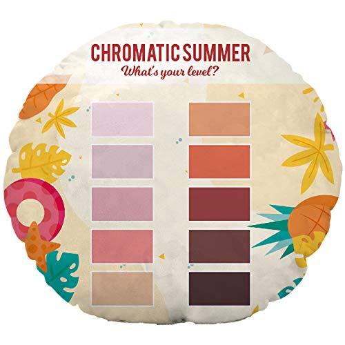 My Custom Style - Cojines de sastrería de microfibra aterciopelada con impresión completa #SummerTime_G#