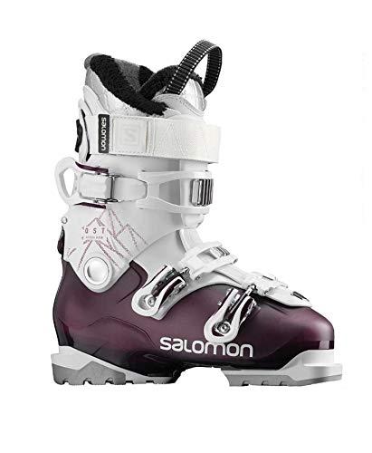 SALOMON skischoenen QST Access R70 W Pr/Wh/B maat 24/24,5 Purple Translucent/W