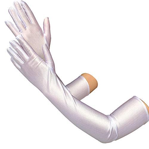 GBSTA bruiloft handschoenen 1 paar champagne lange vinger bescherming handschoenen Opera avond partij prrom kostuum mode handschoenen 4 kleuren