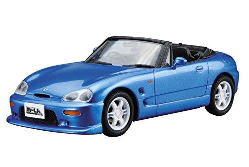 青島文化教材社 1/24 ザ・チューンドカーシリーズ No.37 スズキ モーラスポーツ EA11R カプチーノ 1991 プ...