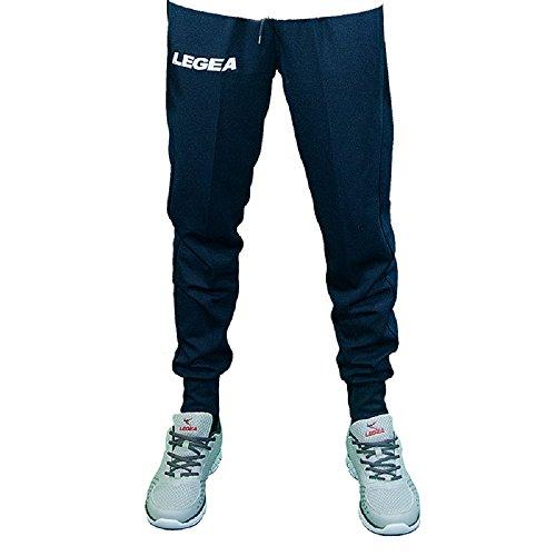 LEGEA Messico, Pantaloni Unisex Adulto, Blu, S