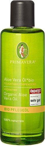 PRIMAVERA Aloe Vera Öl* bio DOPPELPACK 2x100ml