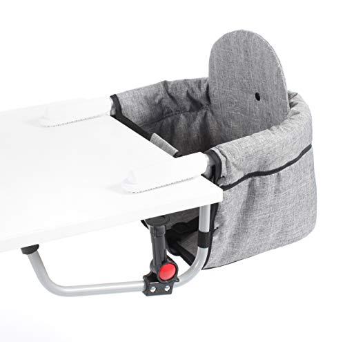 CHIC 4 BABY - Tischsitz Relax, Jeans grau