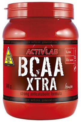 Activlab BCAA XTRA (500 Grams, Strawberry)