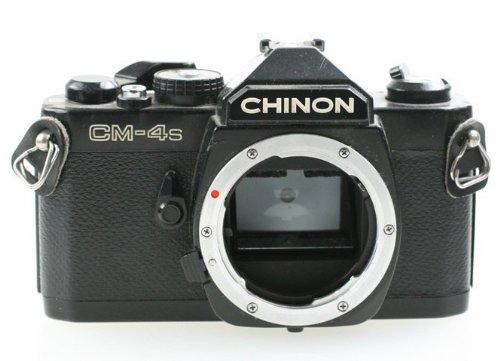 Unbekannt Chinon CM-4s CM4s CM 4s Body Gehäuse SLR Kamera
