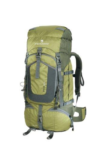 Ferrino Overland Zaino Trekking, Verde, 50 l