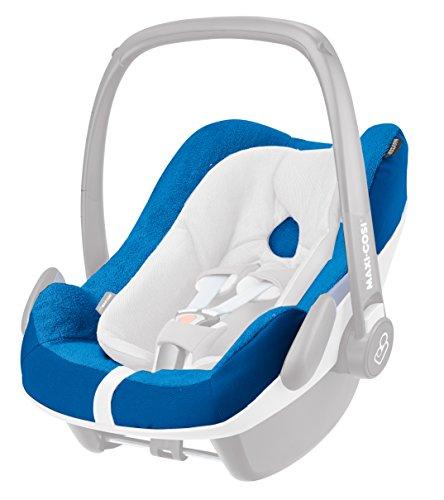 Maxi-Cosi 8737807110 Sommerbezug/Schonbezug für Babyschale Maxi-Cosi Rock und Maxi-Cosi Pebble Plus, Blue (blau)