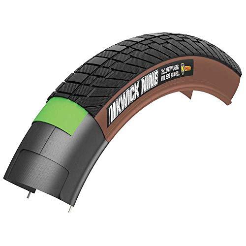 KENDA Unisex's Bicycle tire Kwick Nine Sport KS SRC Covers, Black, 60