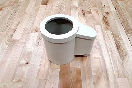 パナソニック 雨水貯留タンク部材 大型たてとい(JIS管)用「取出します」パールグレー(しろ)