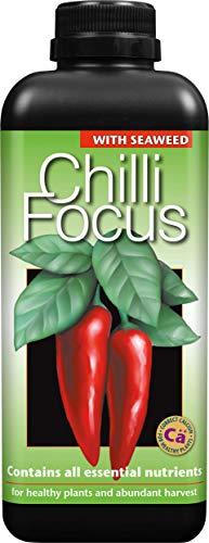 Chilli Focus 1 Liter Flasche. Die ultimative Nahrung für Chili wächst