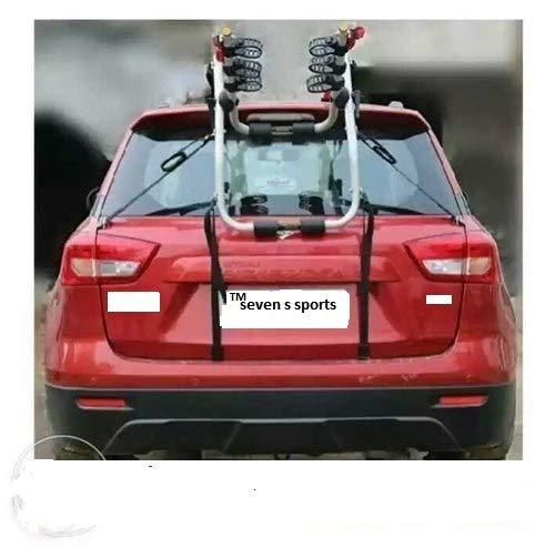 Seven S Sports Car Mounted Cycle Rack: Joy Ride Aluminium Accessories