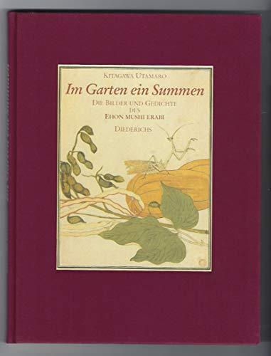 Im Garten ein Summen. Die Bilder und Gedichte des Ehon Mushi Erabi