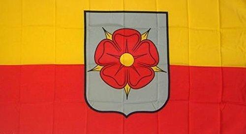 U24 Fahne Flagge Lippe Detmold 90 x 150 cm