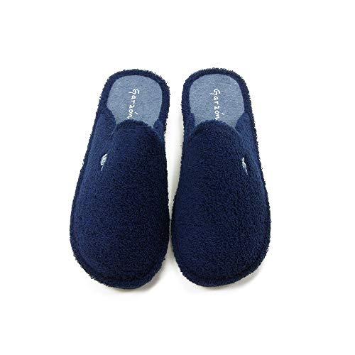 GARZON - Zapatilla CASA P305-TBLM para: Hombre Color: Azul Marino Talla: 40