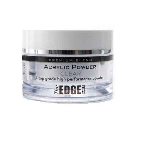 The Edge Premium Blend Acrylic Powder, Clear 8 g