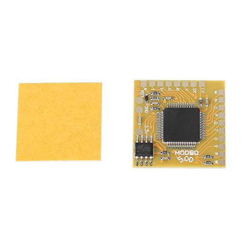 mumisuto Mod Chip para PS2, Mod Chip IC5.0 V1.93 Chip Machine Mod Microcircuito de Chip de Lectura Directa para PS2 Compatible con Disco Duro USB y Memory Stick