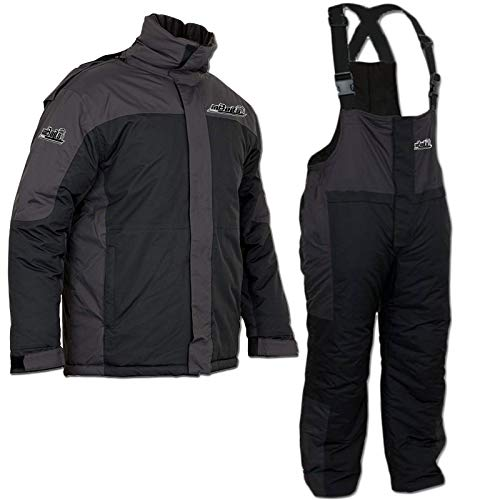 Angel-Berger Magic Baits Thermoanzug Winter Suit 2 teilig Thermobekleidung Winterbekeildung (XL)