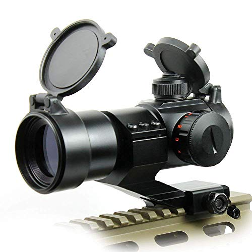 Great Deal! GOTICAL Tactical Scope Reflex Stinger 4 MOA Red - Green Dot Sight with Picatinny Mount S...