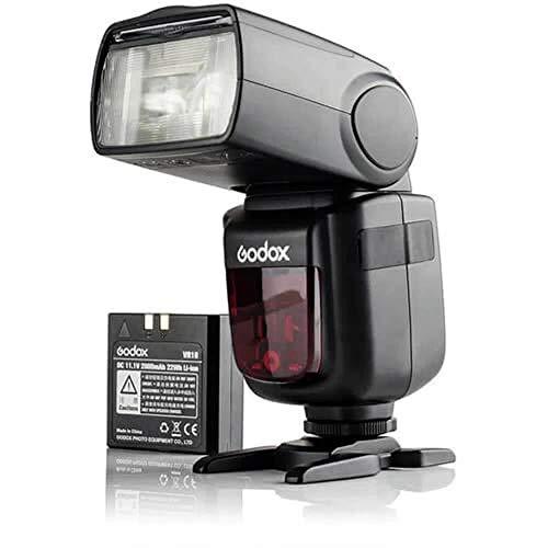 Flash Godox VING V860IIS TTL Li-Ion para Câmeras Sony (com Bateria)