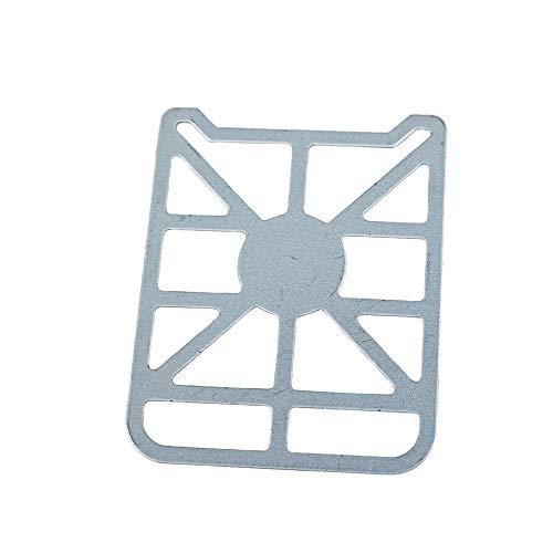 Mtd 791-182657 Cultivator Air Filter Plate Genuine Original Equipment Manufacturer (OEM) Part