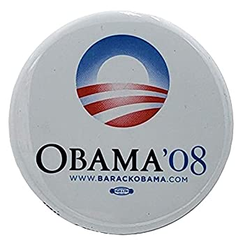 Barack Obama Classic Original 2008 Campaign Button