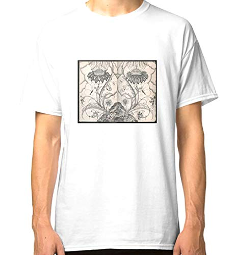 Hd Inside Cover Illustration from The Picture Od Dorian Grey by Henry Weston Keen Classic T Shirt for Men Women Unisex