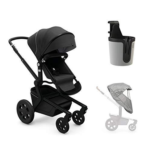 Great Features Of Joolz Day3 Premium Baby Stroller with Rain Cover and Cup Holder, Suitable for Birt...