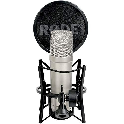 Rode NT1A (Großmembran-Kondensatormikrofon, Nierenkapsel, Audio Interface benötigt) - 3