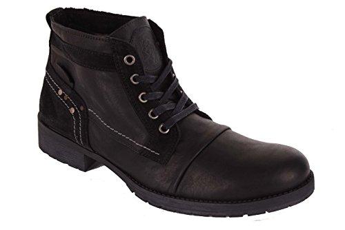 Diesel Herren Stiefeletten Boots Stiefel Schwarz #3 (41)