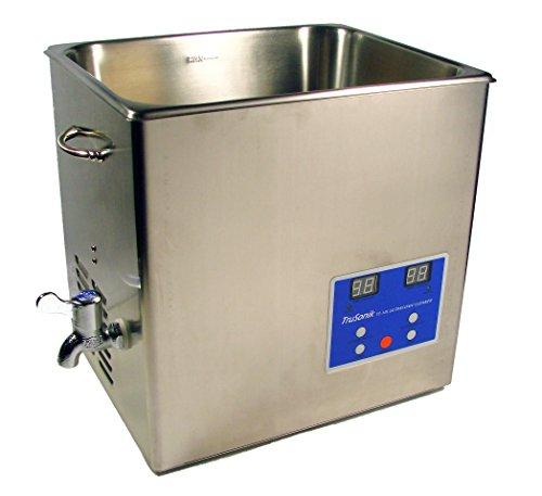 Trusonik 2.5 Gallon (10L) Ultrasonic Cleaner